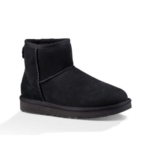 UGG Women's Classic Mini II Boot Black - Shop now @ Shoolu.com