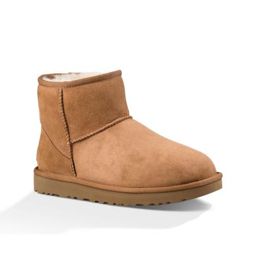UGG Women's Classic Mini II Boot Chestnut - Shop now @ Shoolu.com