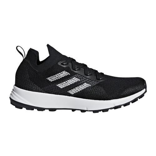 Adidas Women's Terrex Two Parley Trail Runner Black/Grey - Shop now @ Shoolu.com