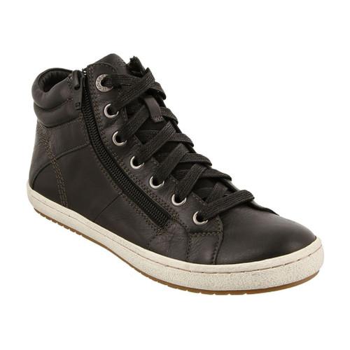 Taos Women's Union High-Top Sneaker Black - Shop now @ Shoolu.com