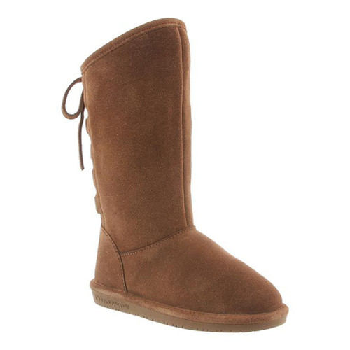 Bearpaw Girl's Phylly Youth Boot Hickory - Shop now @ Shoolu.com