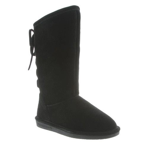 Bearpaw Girl's Phylly Youth Boot Black - Shop now @ Shoolu.com