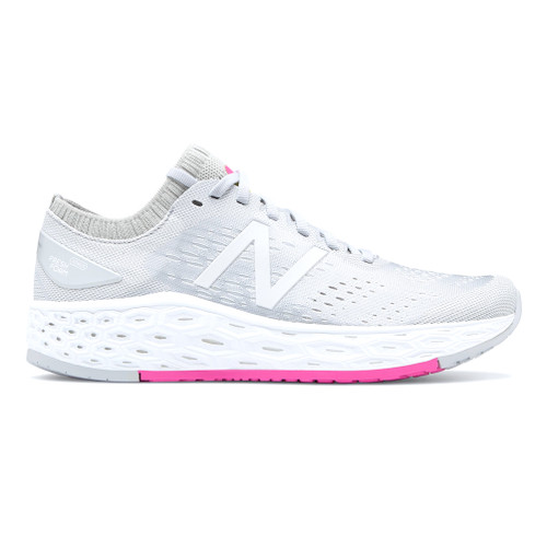 New Balance Women's WVNGOGG4 Running Shoe Aluminum/Peony - Shop now @ Shoolu.com