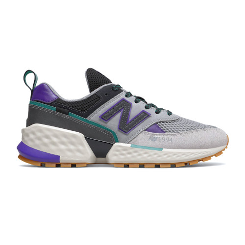 New Balance Men's MS574AAA Sneaker Summer Fog/Prism Purple - Shop now @ Shoolu.com