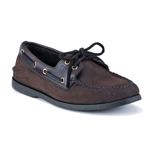 Sperry A/O 2 Eye Brown Buck Mens - Shop now @ Shoolu.com