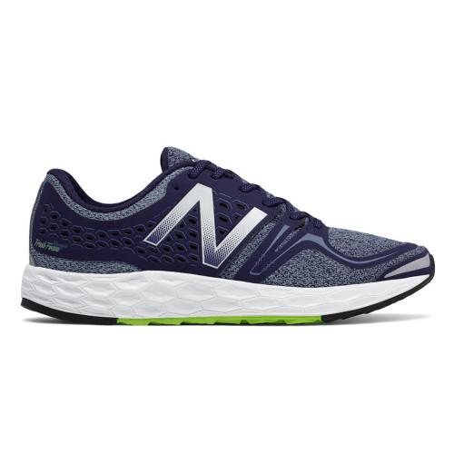 New Balance Men's MVNGOBH Running Shoe Denim/Hi-Lite - Shop now @ Shoolu.com
