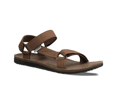 Teva Men's Original Universal Menswear Sandal Brown - Shop now @ Shoolu.com