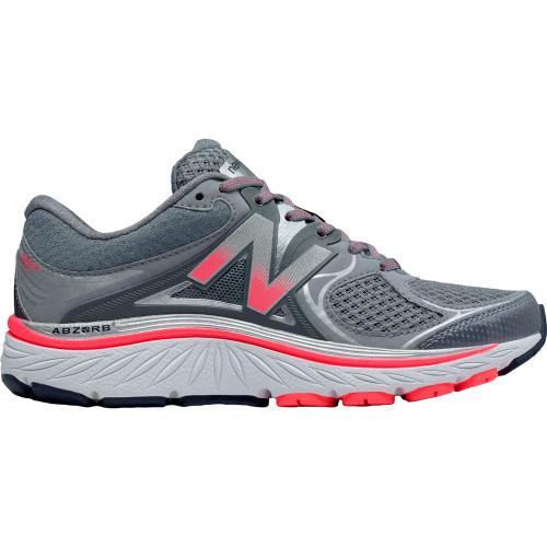 New Balance Women's W940GP3 Running Shoe Grey/Guava - Shop now @ Shoolu.com