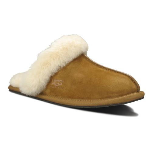 UGG Scuffette II Slippers Chestnut Ladies - Shop now @ Shoolu.com