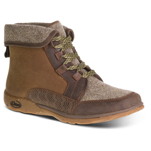 Chaco Women's Barbary Boot Pinecone - Shop now @ Shoolu.com