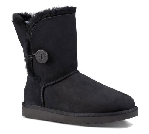 UGG Women's Bailey Button II Boot Black - Shop now @ Shoolu.com