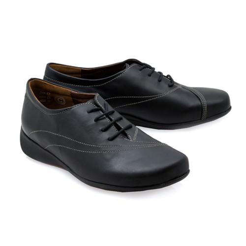 b8115bb9815 Wolky Spirit Black - Shop now   Shoolu.com