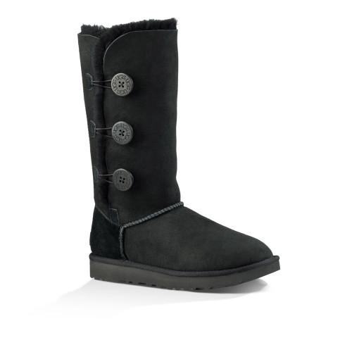 UGG Women's Bailey Button Triplet II Boot Black - Shop now @ Shoolu.com