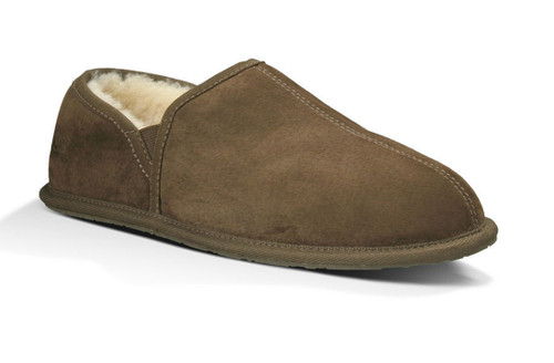 17c5e51d1f96c UGG Men's Scuff Romeo II Slippers Espresso Suede - Shop now @ Shoolu.com