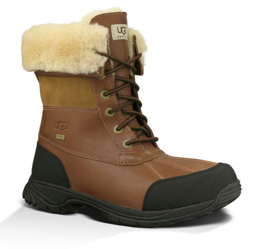 UGG Men's Butte Waterproof Winter Boots Worchester - Shop now @ Shoolu.com