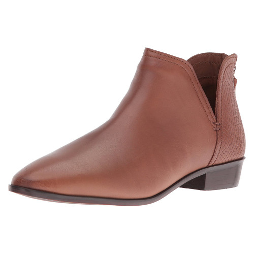 Kenneth Cole Reaction Women's Loop There It Is Bootie Tan - Shop now @ Shoolu.com