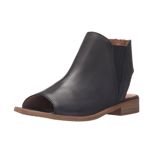 Musse & Cloud Women's Ciara Peep Toe Black - Shop now @ Shoolu.com