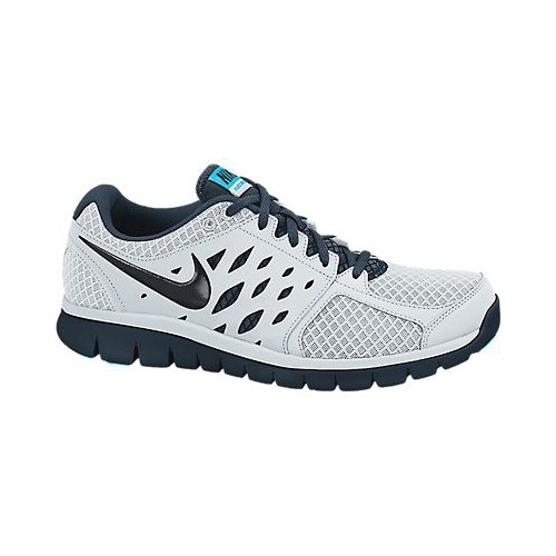 674eedacb4ad Nike Flex 2013 Run Platinum Blue Mens Running Shoes - Shop now   Shoolu.