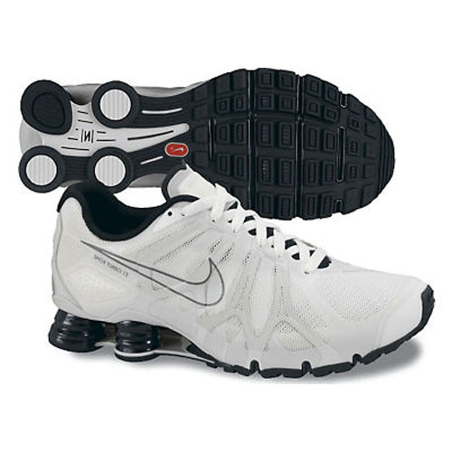 822e5c410ffe24 Nike Shox Turbo + 13 White Black - Shop now   Shoolu.com