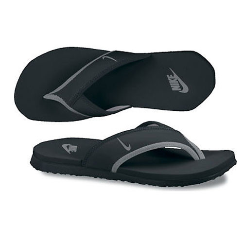 1b6691e79671 Nike Celso Thong Plus Black Grey - Shop now   Shoolu.com