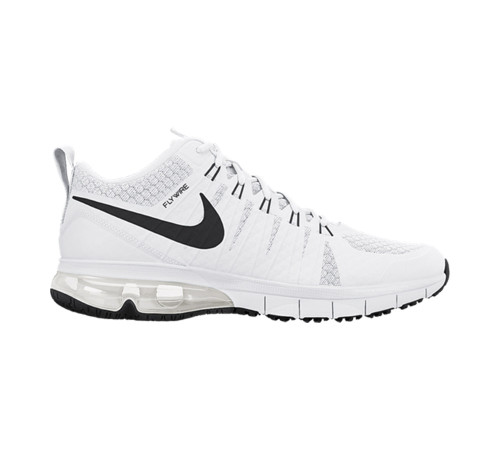 Nike Men's Air Max TR180 Cross Trainer WhiteBlack