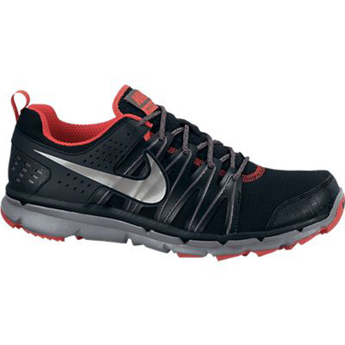 b74146915bd New Nike Flex Trail 2 Black Red Mens Running Shoes - Black Cool Grey ...