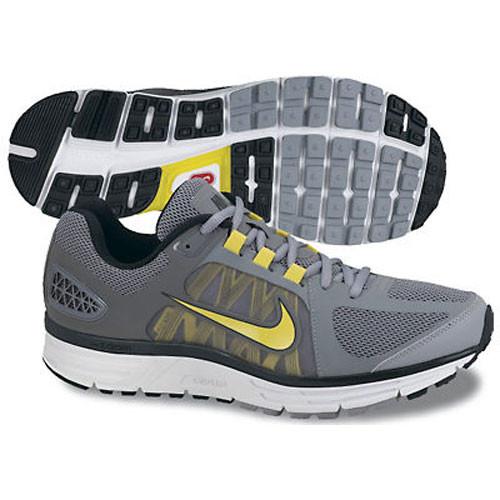 3718ce9b2e84 Nike Zoom Vomero + 7 Grey Yellow - Shop now   Shoolu.com