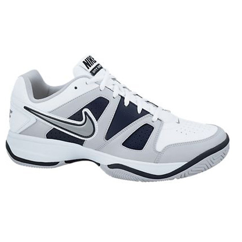 7e4e7a51e69e9 Nike City Court VII White Navy Mens Tennis Shoes - Shop now   Shoolu.