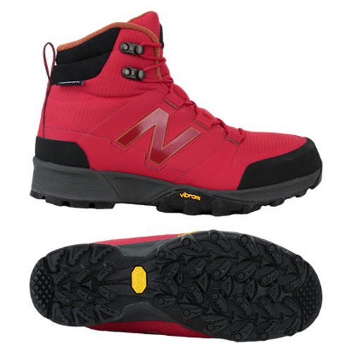 bee48bc585f7f New Balance MO1099RG Red/Black Mens Boots - | Discount New Balance ...