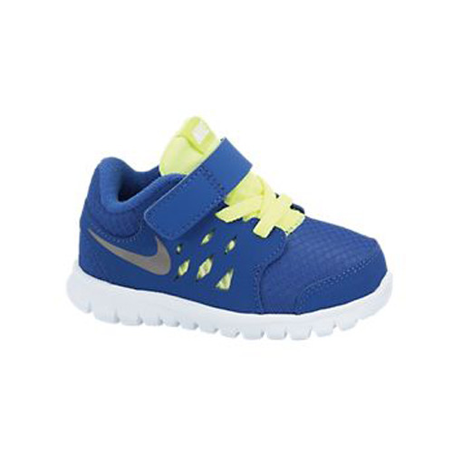 c620c2d263 Nike Flex 2013 Run Blue/Volt Boys Athletic Shoes - Hyper Blue/Volt ...