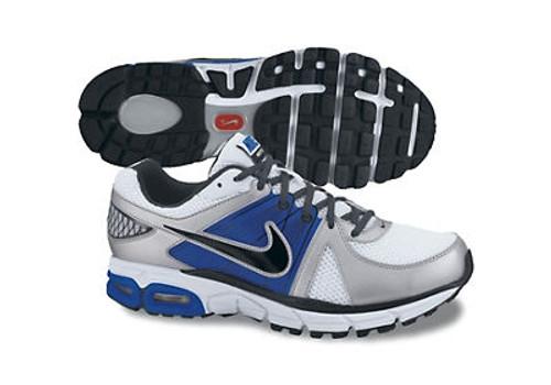 b8ccdfcbd675 Nike Air Max Moto + 9 Sil Blk Blue Mens - Multicoloured