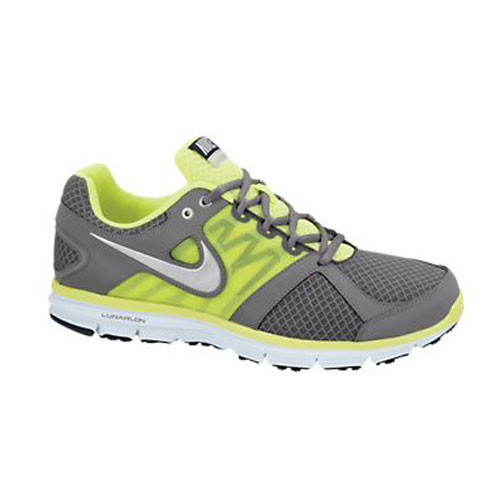 56b8c3cbc730 Nike Lunar Forever 2 Grey Volt 11.5 Mens Running Shoes - Shop now   Shoolu
