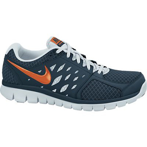 061ff2663d87 New Nike Flex 2013 Run Navy Orange Mens Running Shoes - Shop now   Shoolu