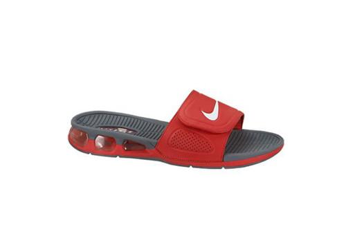 Nike Men's Comfort Slides w Adjustable Leather Upper