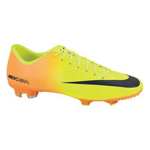 New Nike Mercurial Victory IV FG Cleats Volt Citrus Mens Soccer Shoes -  Shop now eb9875ba4caf4