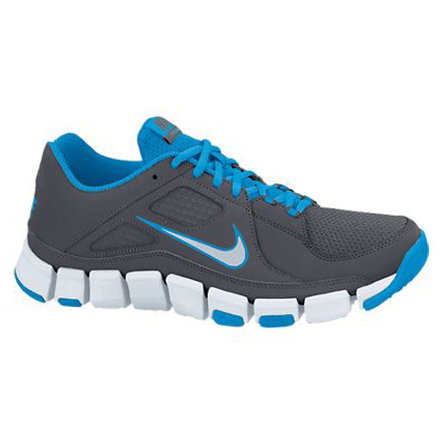 be34a64d9d62e Nike Flex Show TR Grey/Blue Mens Athletic Trainer - | Discount Nike ...