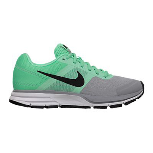 new product d0821 8ec89 New Nike Air Pegasus +30 Green Grey Ladies Running Shoes - Shop now