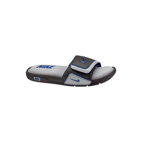 c2efe3868e287 Nike Comfort Slide 2 Blue Grey - Shop now   Shoolu.com