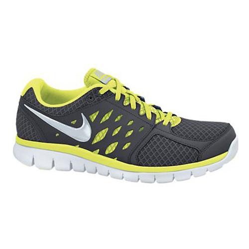 dc77870eb19f Nike Flex 2013 Run Grey Volt Mens Running Shoes - Anthracite Volt ...
