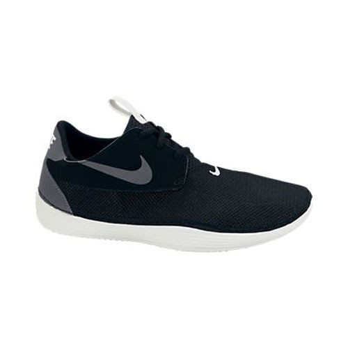 5cff1130 Nike Solarsoft Moccasin Black/Grey - | Discount Nike Men's Athletic ...