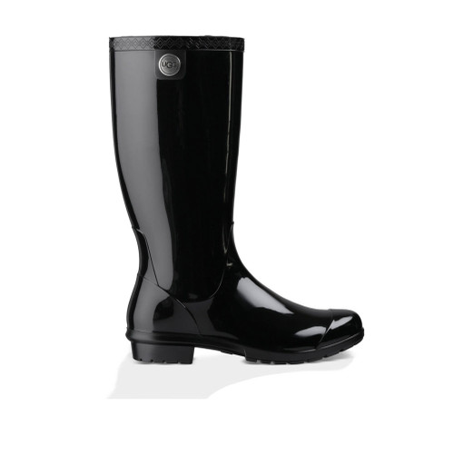UGG Women's Shaye Rain Boot Black - Shop now @ Shoolu.com