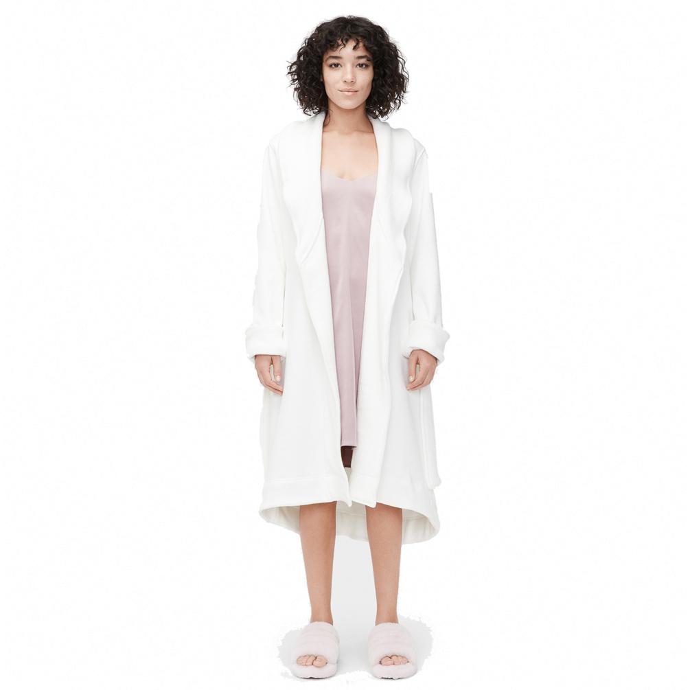 315958207b UGG Women s Duffield II Robe Cream - Shop now   Shoolu.com
