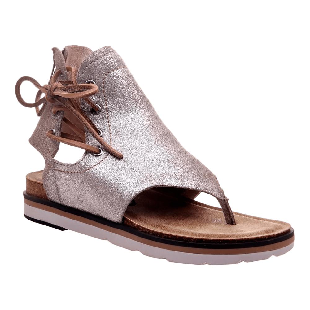 8ddeead5dcf OTBT Women s Locate Sandal Grey Silver - Shop now   Shoolu.com