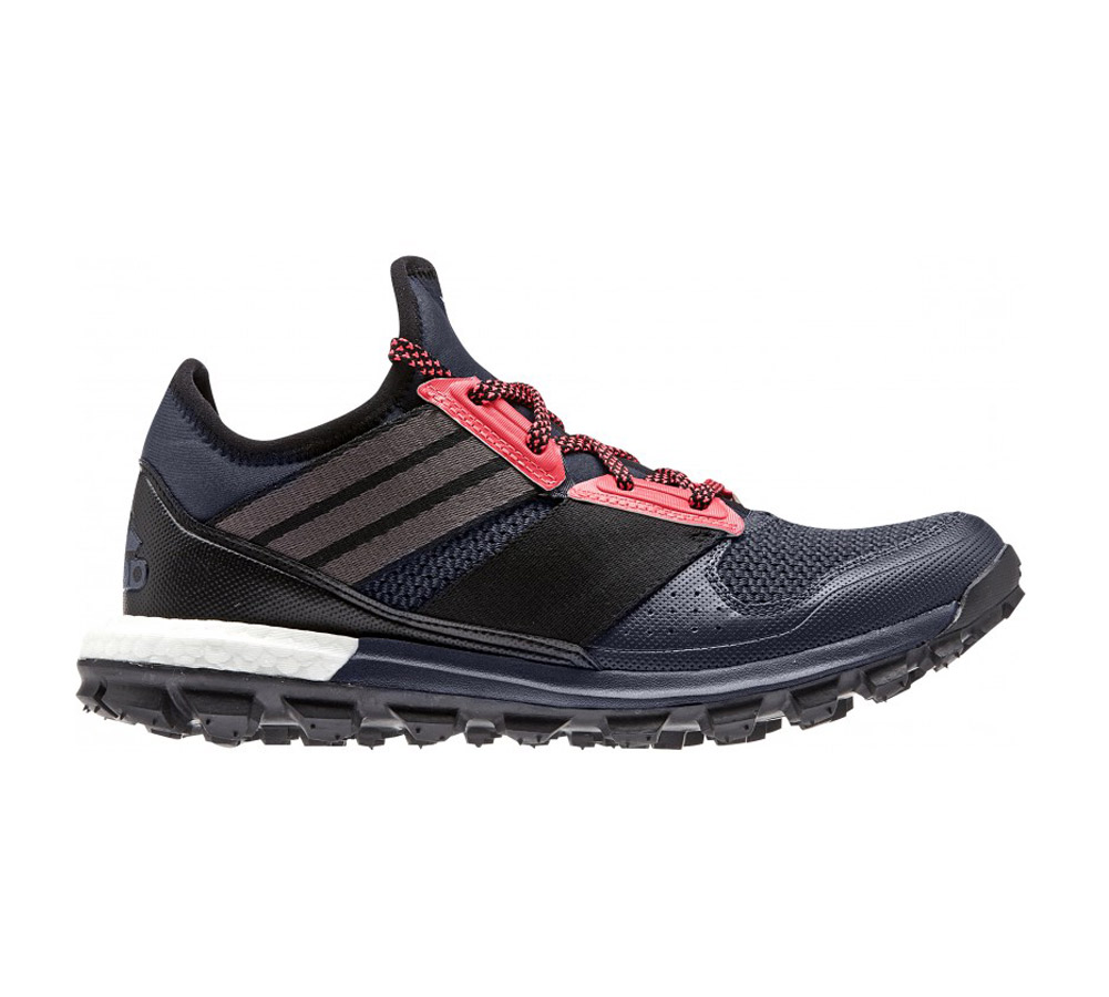 new product d55d5 a288b Adidas Womens Response TR Boost Hiking Shoe BlackFlash Red - Shop now   Shoolu