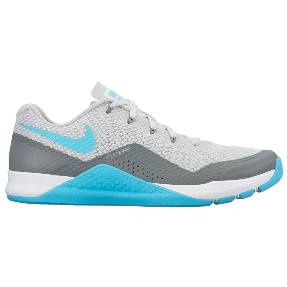 size 40 00cec d2391 Nike Women s Metcon Repper DSX Cross Trainer Platinum Blue - Shop now    Shoolu.