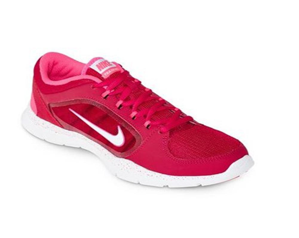 5f7769f5743b Nike Women s Flex Trainer 4 Cross Trainer Fuchsia Pink - Shop now   Shoolu.