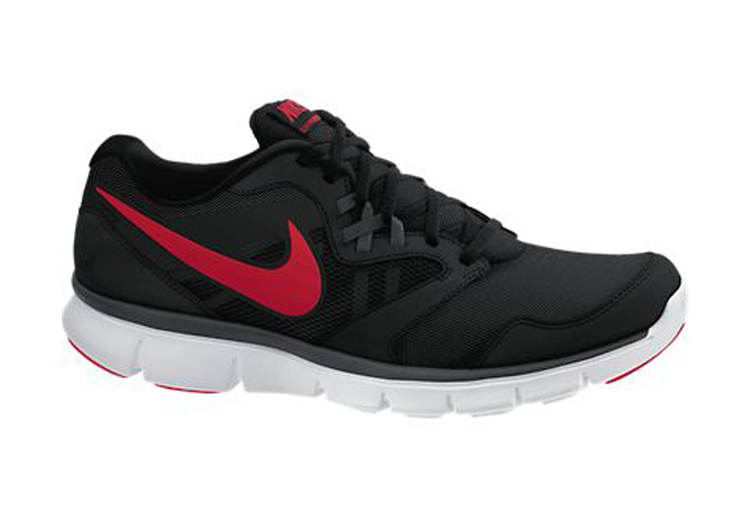 fdcdcb47b551 Nike Men s Flex Experience Run 3 Running Shoe Black University Red - Shop  now