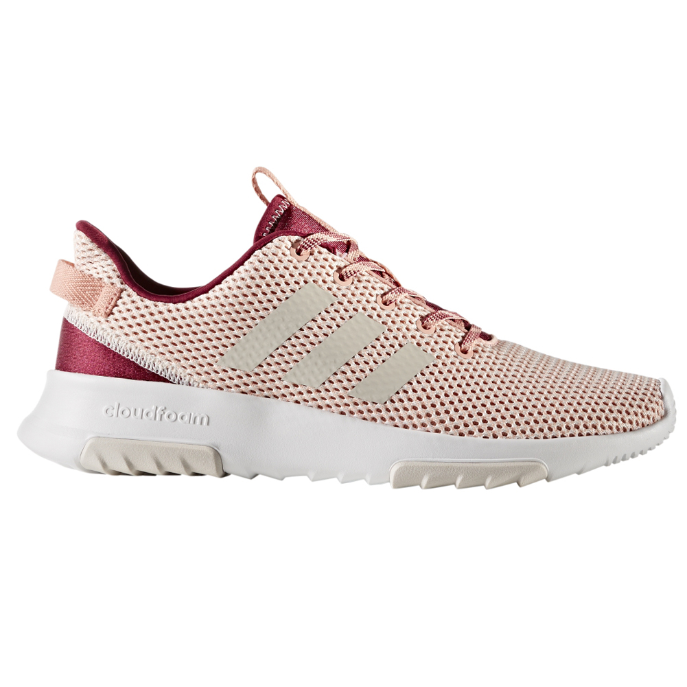 e26370e48093 Adidas Women s Cloudfoam Racer TR Running Shoe Pink Ruby - Shop now    Shoolu.