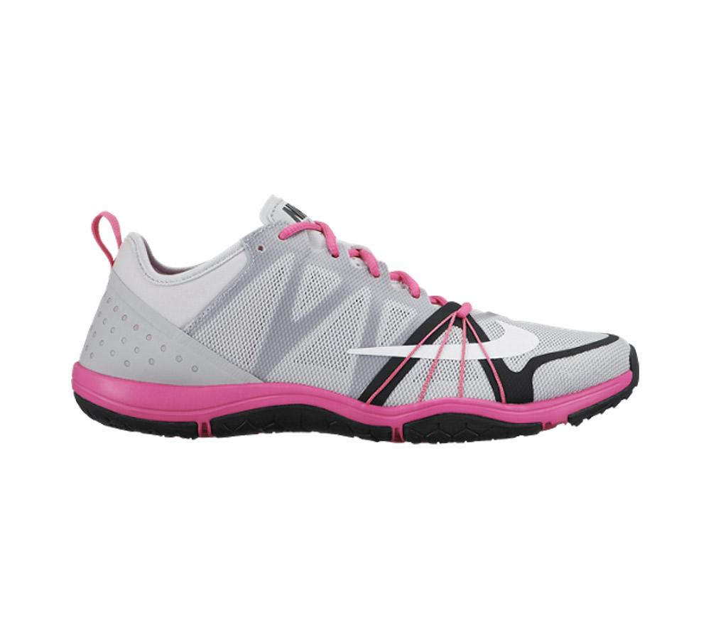 new arrivals 9312f 6e55e Nike Women's Free Cross Compete Cross Trainer Platinum/Pink Pow - Shop now  @ Shoolu