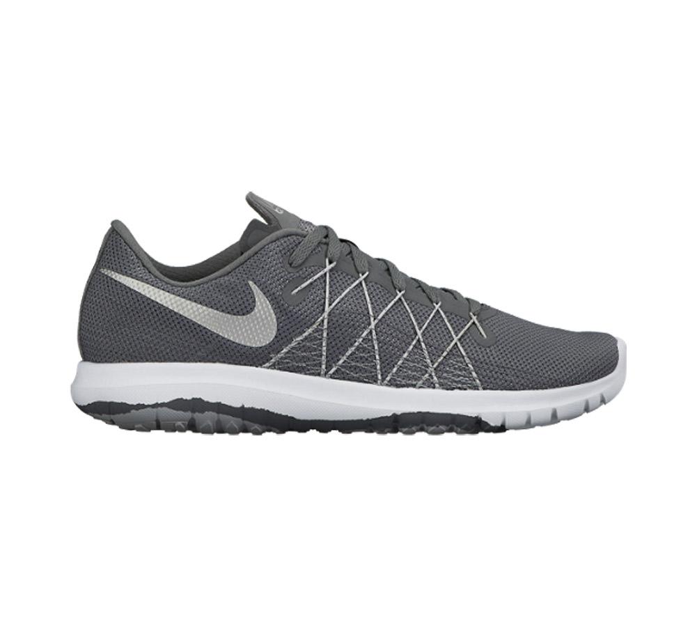 quality design d18ac d9233 Nike Women s Flex Fury 2 Running Shoe Grey Silver - Shop now   Shoolu.